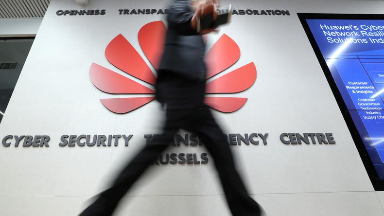 Huawei eröffnet Zentrum für Cybersicherheit in Brüssel