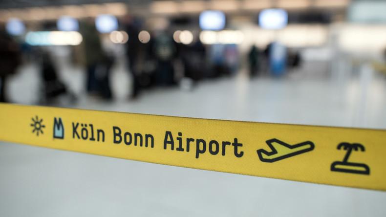 Überfall auf Geldtransporter am Flughafen Köln/Bonn - Wachmann in Lebensgefahr
