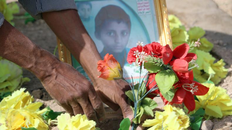 Jemen: Bomben aus britischer und US-amerikanischer Herstellung töten fast 1.000 Zivilisten