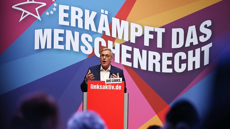 """""""Die Linke muss sich an Emanzipation Europas von USA beteiligen"""" - Interview"""