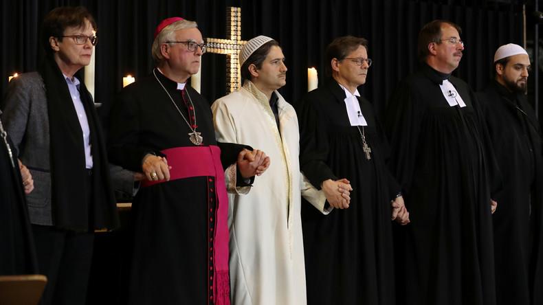 Religionsverbände kritisieren Nachweispflicht von Deutschkenntnissen für ausländische Geistliche
