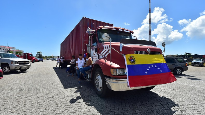 """Warum Maduro keine """"humanitären Hilfslieferungen"""" aus den USA zulässt"""