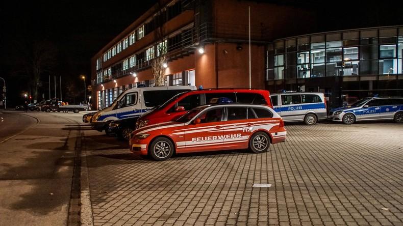 Duisburg: 34 Schüler und Lehrer durch unbekannte Substanz verletzt