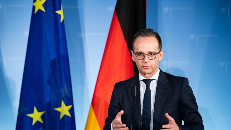 """Maas nach Ausweisung des deutschen Botschafters aus Venezuela: """"Hat hervorragende Arbeit geleistet"""""""