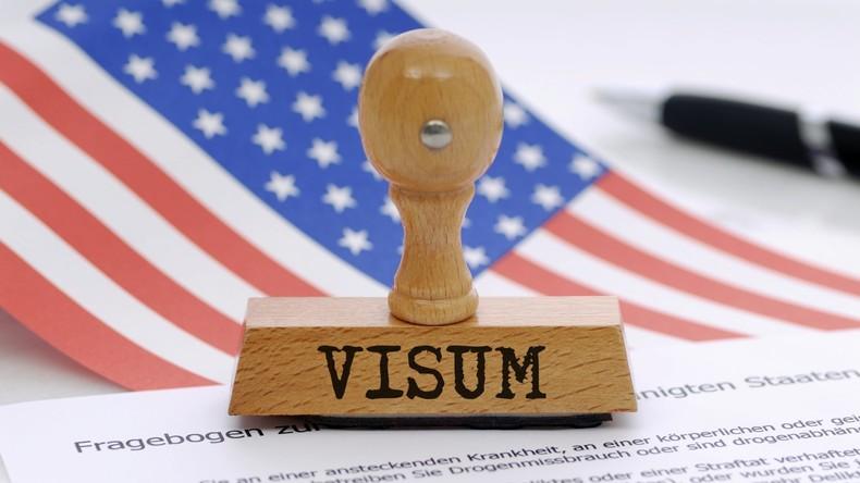 USA kündigen weitere Visa-Sanktionen gegen Venezuela an