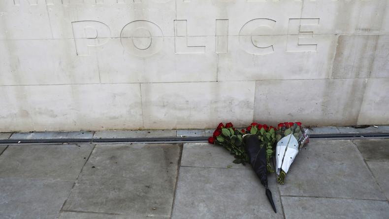 Steigende Zahl tödlicher Messerangriffe in Großbritannien