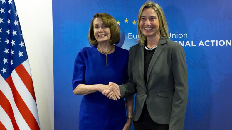 USA werten Status von EU-Diplomaten wieder auf