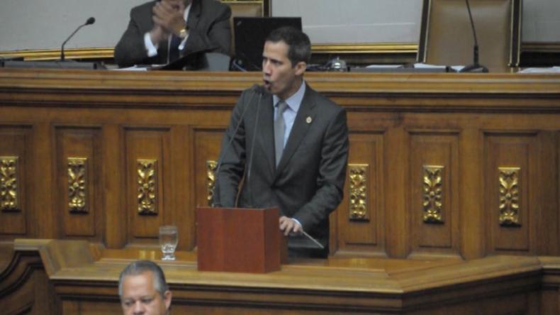 """Guaidó: """"Usurpator Maduro hat keine rechtliche Legitimation, den deutschen Botschafter auszuweisen"""""""