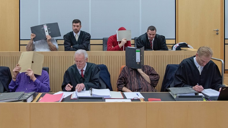 """Haftstrafen für Betreiber von Kinderporno-Plattform """"Elysium"""""""