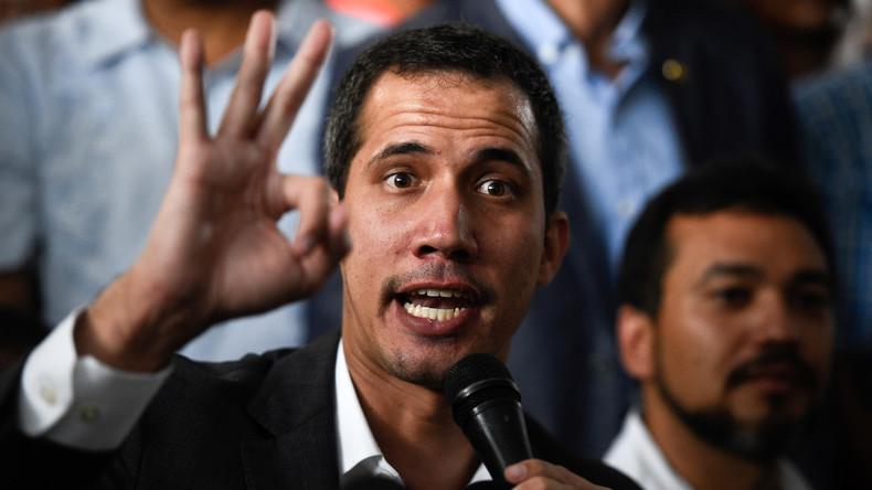 Juan Guaidó: Venezuela bedroht Deutschland