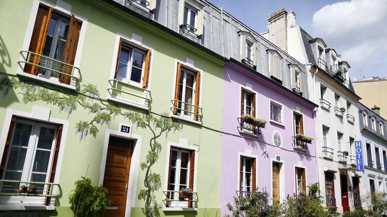 Keine Instagram-Kulisse: Einwohner von Paris wollen Straße im Kampf gegen Blogger absperren
