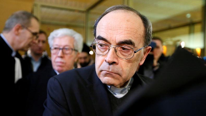 Nichtanzeige von Missbrauch - Erzbischof von Lyon tritt nach Schuldspruch zurück
