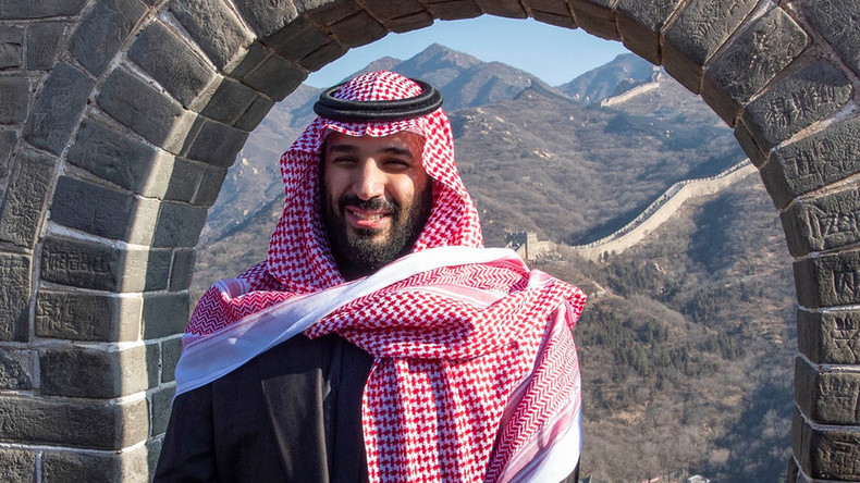 """US-Senatoren nennen saudischem Kronprinzen """"Gangster"""" - aber die Geschäfte gehen weiter"""