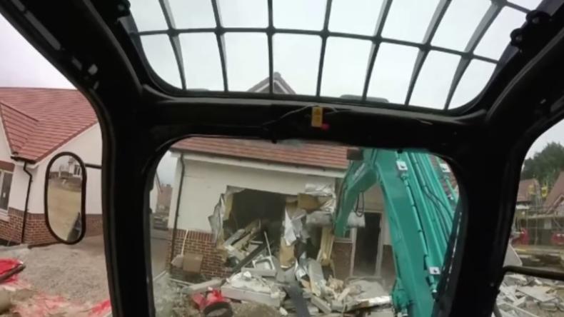 Nach Rache-Aktion wegen nicht gezahlter Löhne – Bauarbeiter muss vier Jahre ins Gefängnis