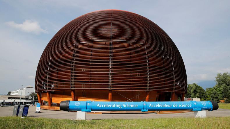 """CERN trennt sich von """"sexistischem"""" Forscher"""