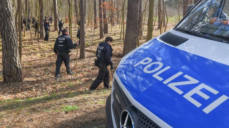 Suche nach Rebecca in Brandenburg vorerst eingestellt - ergebnislos