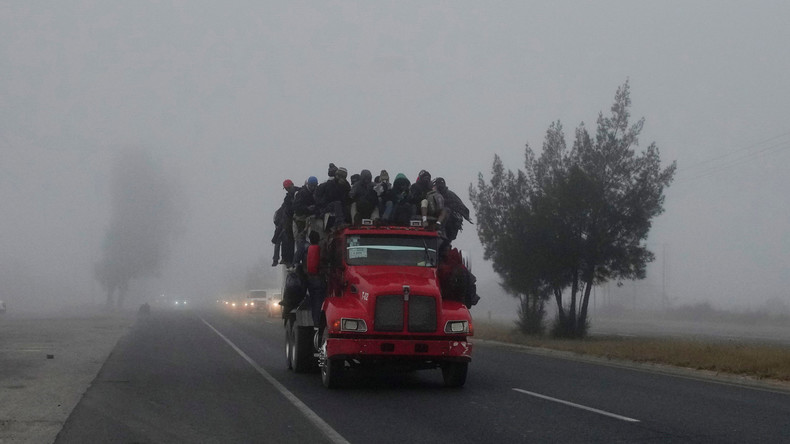 Mindestens 25 Tote bei Unfall mit Migranten-LKW in Mexiko
