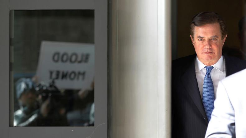 Donald Trumps Ex-Wahlkampfmanager Paul Manafort bekommt hohe Haftstrafe
