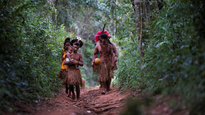 Brasilien organisiert Expedition zu isoliertem Stamm
