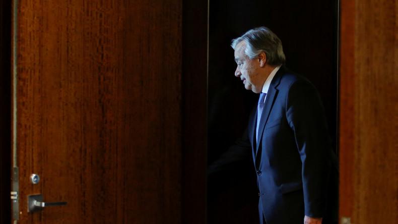 UNO-Generalsekretär hofft auf Gespräche zur Deeskalation mit Indien und Pakistan