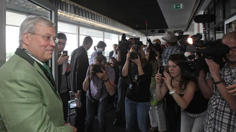 Österreich kritisiert Einreiseverbot der Ukraine für ORF-Reporter