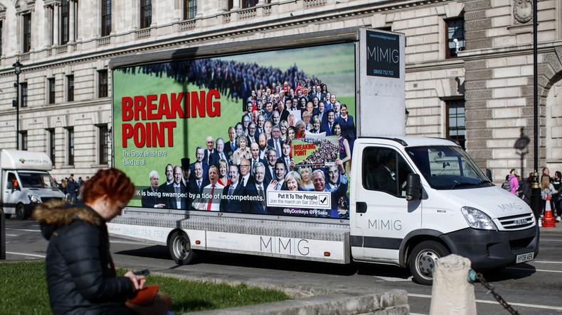 Brexit: Britischer Außenminister schiebt Schwarzen Peter der EU zu