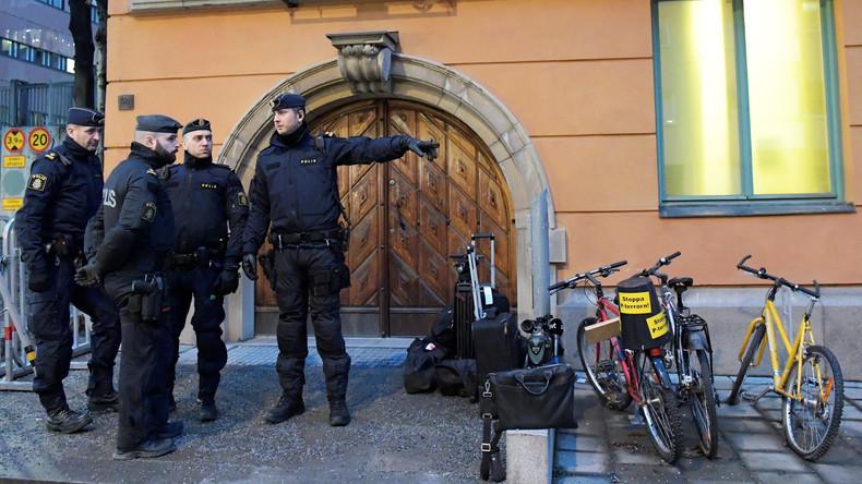 Geplanter IS-Terroranschlag in Schweden: Gericht verurteilt Mann zu sieben Jahren Gefängnis