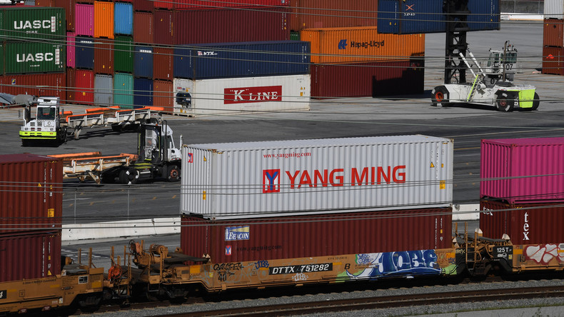 China sieht Fortschritte in Handelsgesprächen mit USA