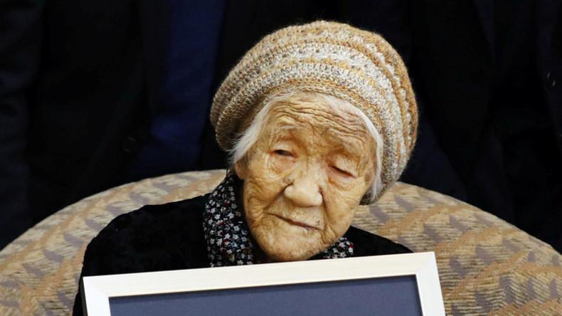116 Jahre alte Japanerin nun ältester Mensch der Welt