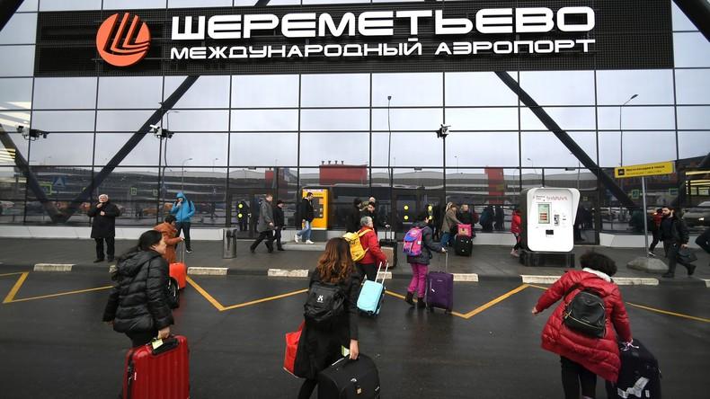 Mitarbeiter der US-Botschaft in Moskau wollte mit Mörsergranate im Gepäck nach New York fliegen