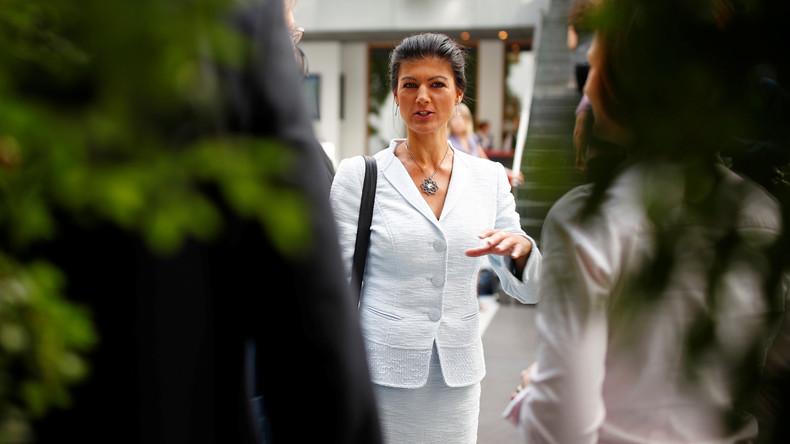 """FAS: Wagenknecht zieht sich aus """"Aufstehen""""-Spitze zurück"""