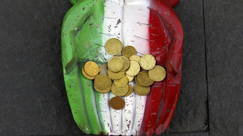 Italien: Grundeinkommen für Menschen unterhalb der Armutsgrenze am Start