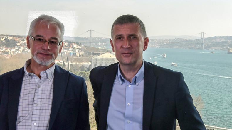Verweigerte Akkreditierung: Zwei deutsche Journalisten verlassen Türkei