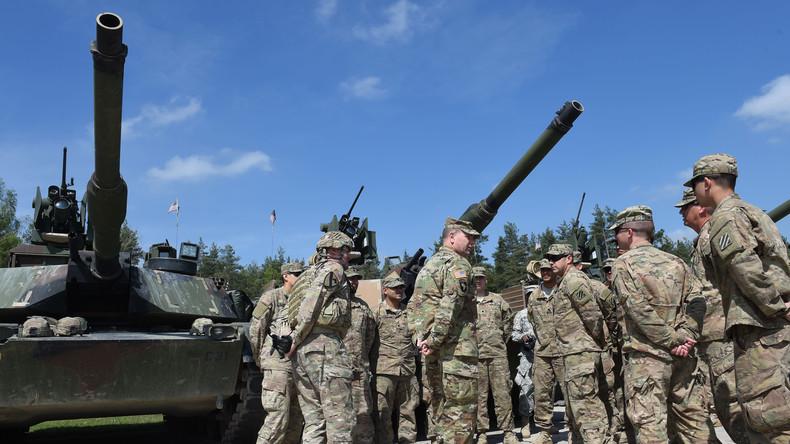 """""""Cost Plus 50"""" – USA wollen Deutschland und Japan für US-Truppen zahlen lassen"""