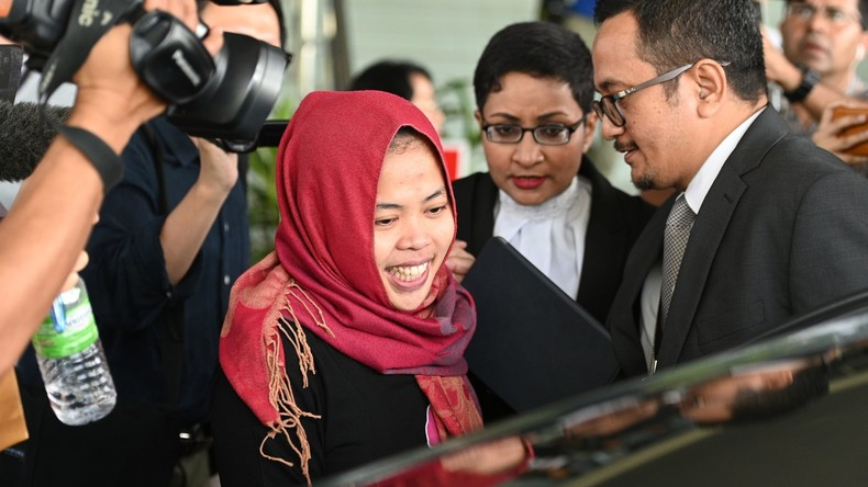 Angeklagte in Prozess wegen Kim-Attentats überraschend frei