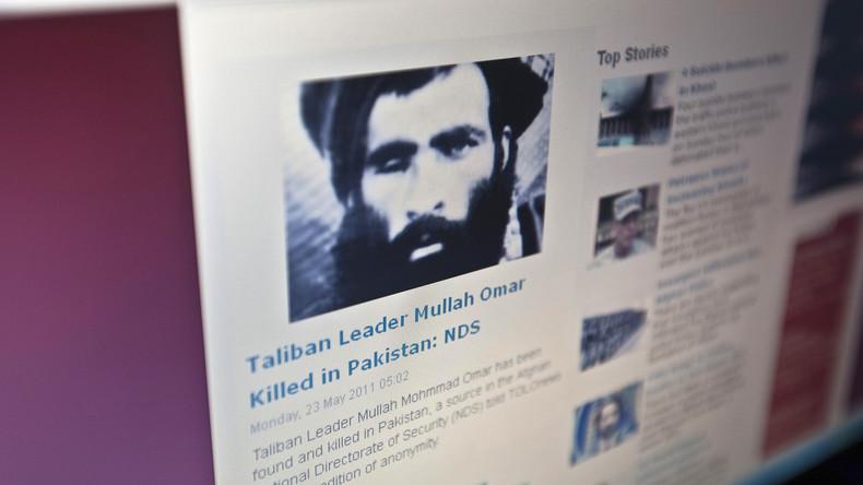Studie: Taliban-Gründer lebte jahrelang neben US-Basis in Afghanistan