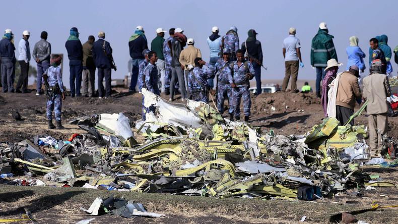 Flugzeugabsturz in Äthiopien: Fünf deutsche Opfer bestätigt