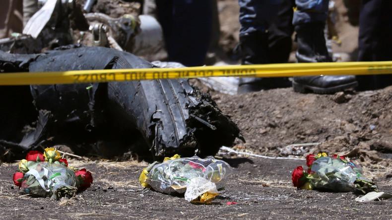 Flugschreiber der Boeing nach Absturz in Äthiopien gefunden