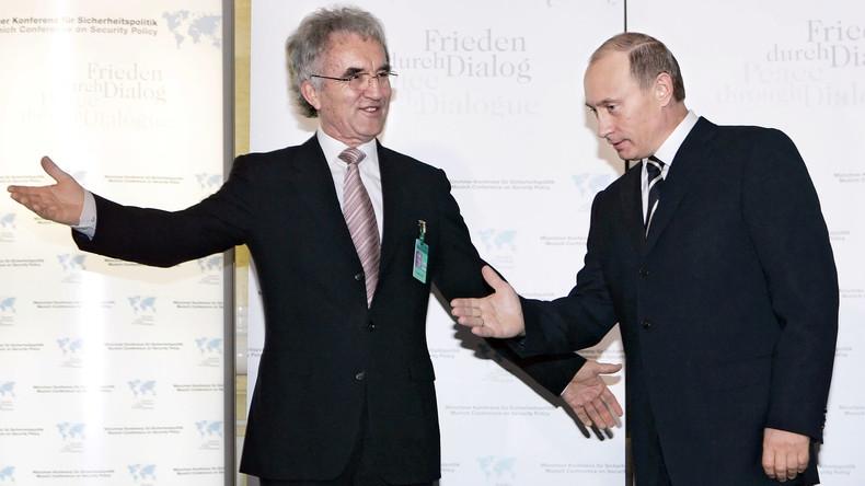 Ex-Kohl-Berater Horst Teltschik: Die Einseitigkeit des Westens ist nicht zu übersehen