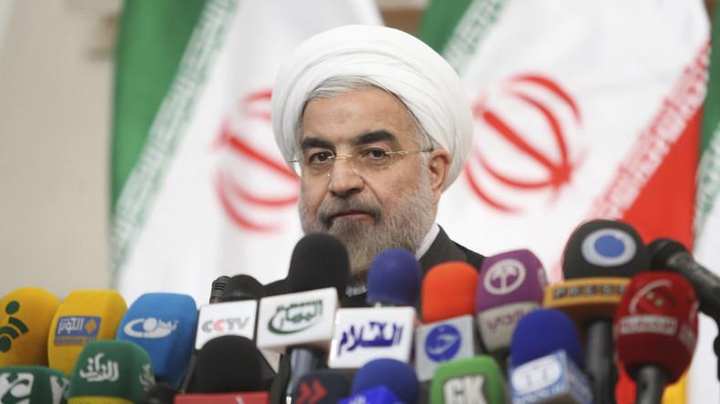 """Iranischer Präsident auf Staatsbesuch im Irak – Hoffnung auf """"Deal des Jahrhunderts"""" gegen USA"""