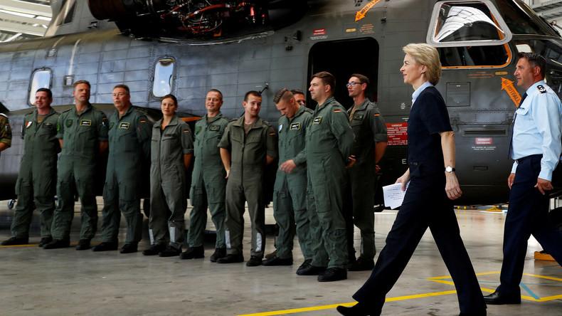 Geheimsache Landesverteidigung: Zustand der Bundeswehr-Bewaffnung ist Verschlusssache