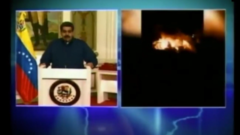 Maduro: Das ist ein Cyberkrieg gegen unser Stromnetz und nur die USA haben die Technologie dazu