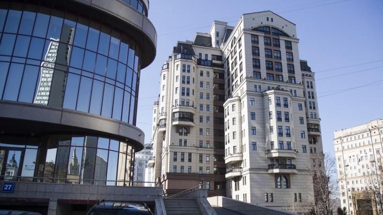 Wegen Geschäften mit Venezuela: USA frieren Vermögenswerte russischer Bank ein