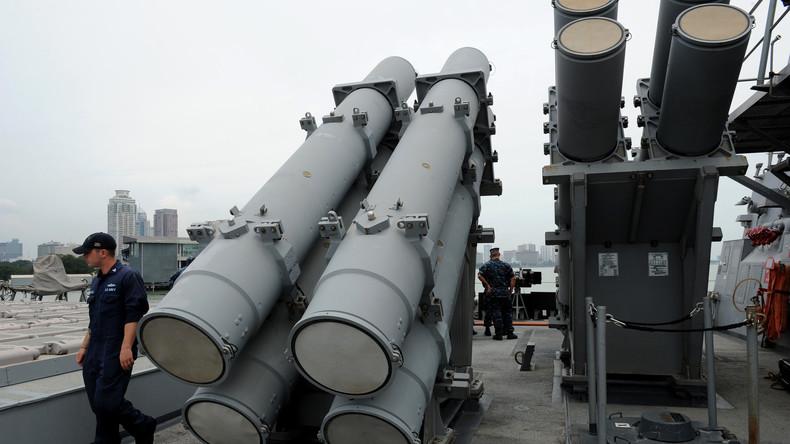 Nach Aufkündigung von INF-Vertrag: Pentagon gibt Bau von verbotenen Marschflugkörpern bekannt