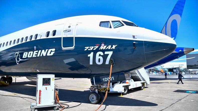 Boeing verspricht nach Flugzeugabstürzen rasche Software-Erweiterung