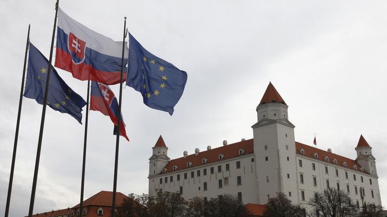 """""""Bedrohung und Einschränkung der Souveränität"""": Slowakei lehnt US-Finanzen für Armeeflugplätze ab"""