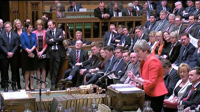 LIVE: Britisches Unterhaus debattiert neuen Brexit-Deal - Abstimmung um 20 Uhr