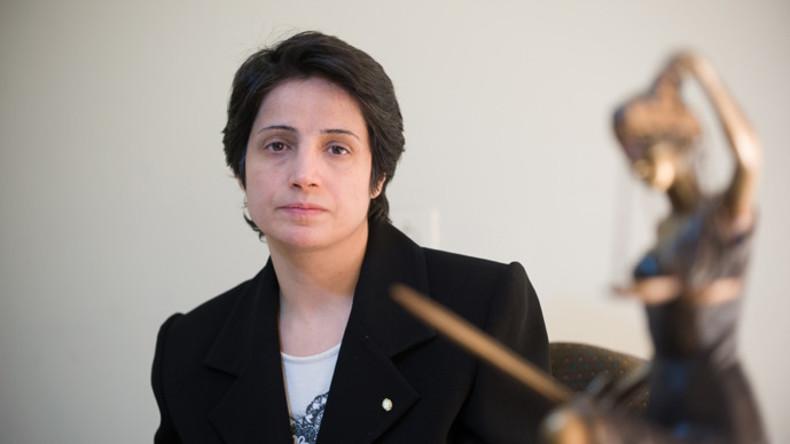 Iranische Menschenrechtsanwältin Nasrin Sotoudeh zu hoher Haftstrafe verurteilt