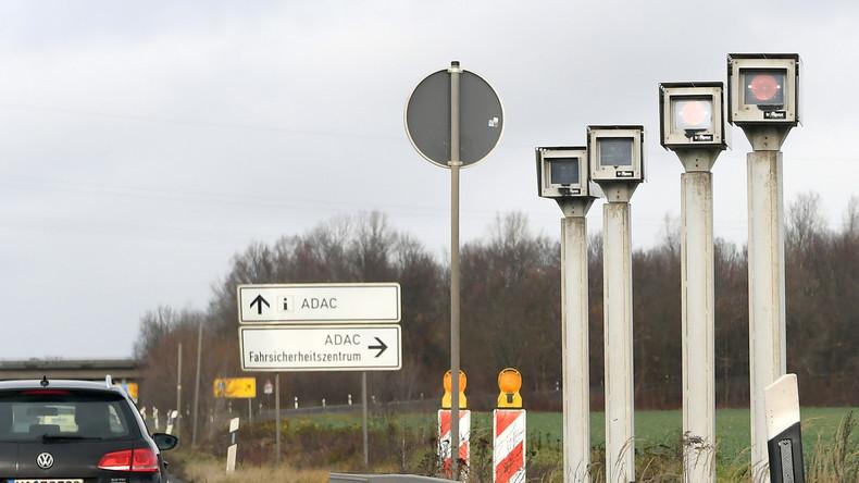 Ausgeblitzt: Gericht stoppt Deutschlands erstes Streckenradar