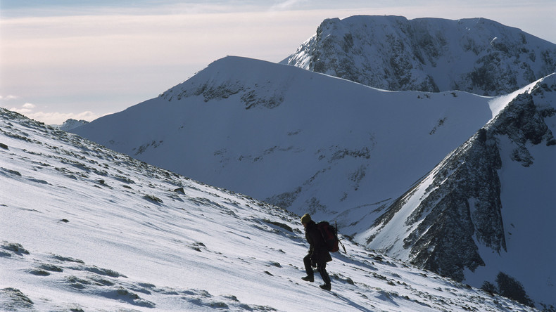 Großbritanniens höchster Berg: Lawinenabgang an Ben Nevis tötet drei Menschen